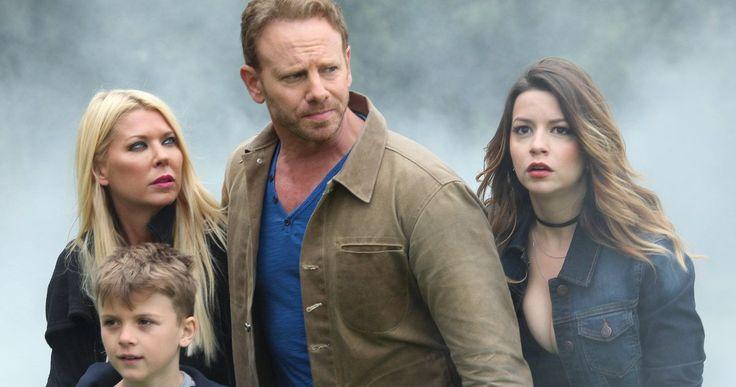 Ian Ziering and Tara Reid Will Return in Sharknado 5 -- Production has gotten under way on Sharknado 5 with Ian Ziering and Tara Reid, which will shoot in five countries including U.K. and Australia. -- http://movieweb.com/sharknado-5-movie-cast-ian-ziering-tara-reid/