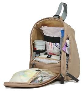 PacaPod Changing Bag - Coromandel - Tan by PacaPod Ltd at the Baby ...