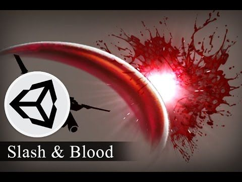Slash & Blood Effect Tutorials