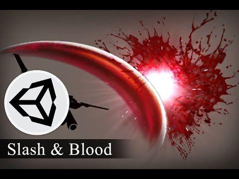 Slash & Blood Effect Tutorials