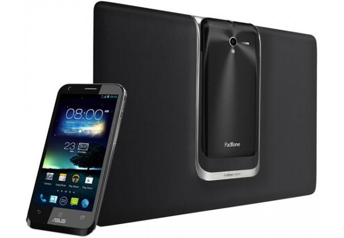 Asus PadFone 2 Officially Revealed: Features and Price