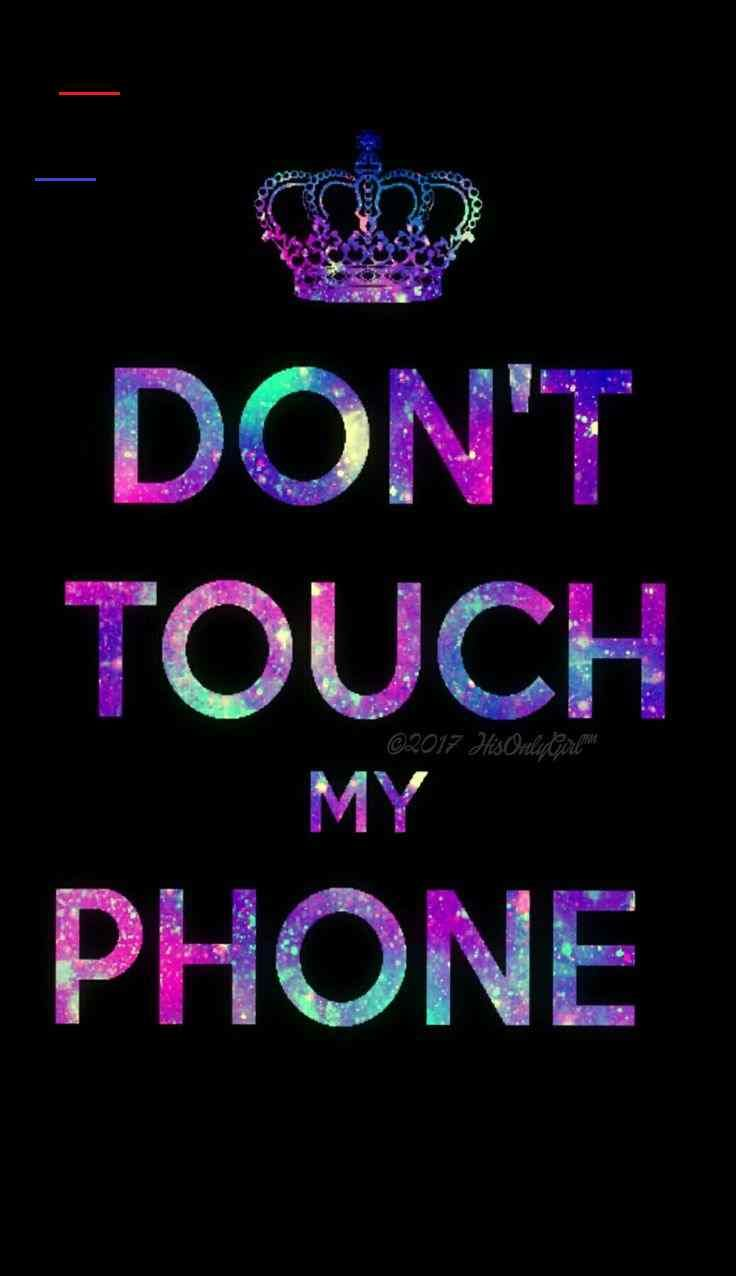 Pin By Squirrel Proffitt On Keep Calm In 2020 Dont Touch My Phone Wallpapers Funny Iphone Wallpaper Wallpaper Iphone Cute
