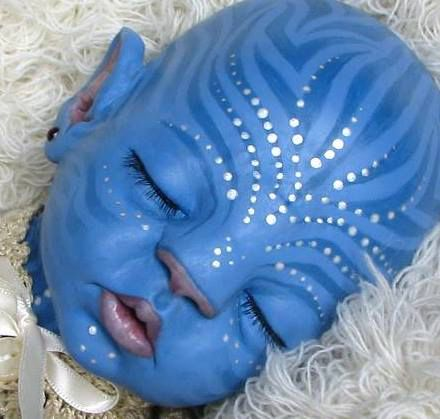 Na Vi Avatar Style Reborn Baby By Little Liesign Little