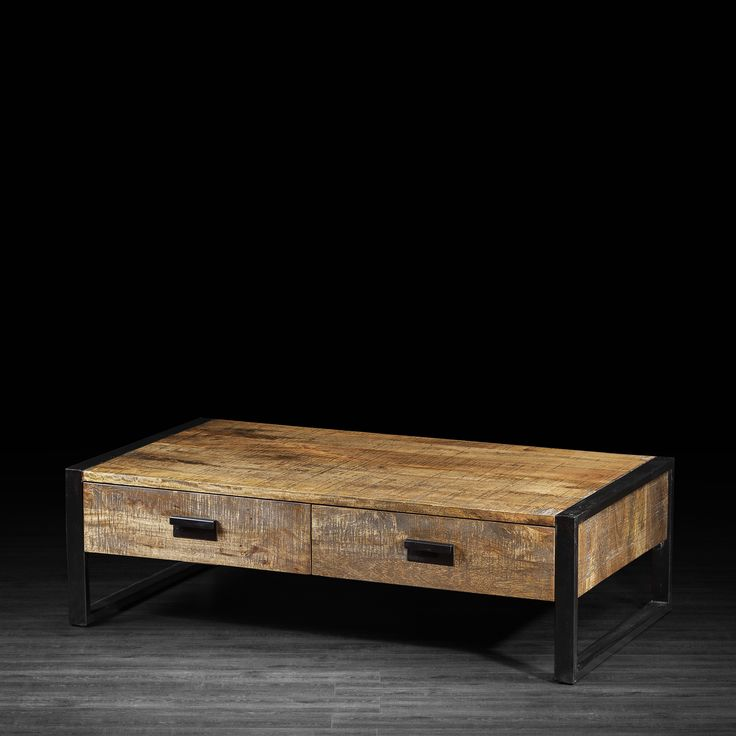 Delia Coffee Table Made Of Mango Wood