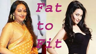 Top 10 Celebrities Who Went From Fat To Fit, sonakshi sinha, fat to fit, sonam kapoor, katrina kaif, salman and katrina, jagga jasus, saifeena, Top 10 Celebrities, Celebrities Fat To Fit, Top 10 Celebrities Who Went Fat to Fit, Bollywood Celebrities Who Went Fat to Fit, Top 10 Bollywood Celebrities Who Went Fat to Fit,