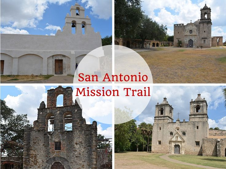 San Antonio Mission Trail - from The #Alamo to #Mission Espada. These Spanish colonial settlements are an important part of #Texas #history.