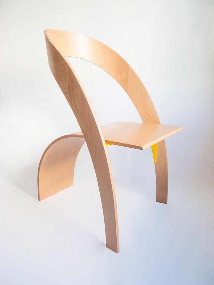 Superb Counterpoise Chair Kaptura De Aer 1 Design