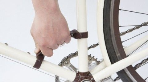 Bicycle Frame Handle - very simple and very good!