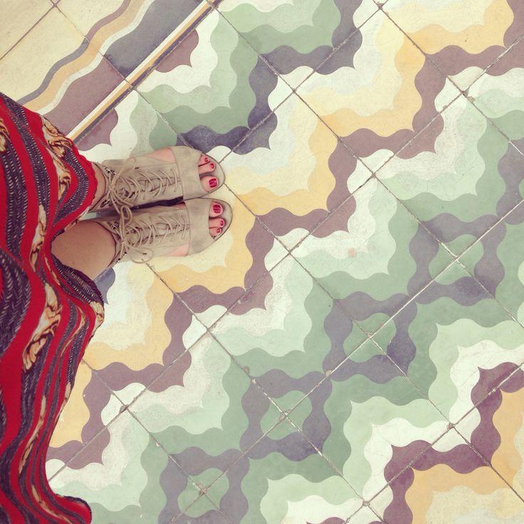 Barranquilla - #tiles #Colombia #pretty
