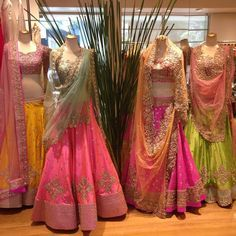 """""""Bursts of brights at our promo at Ensemble, Bandra. Drop by if you haven't already! ❤️"""""""