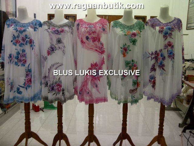 Blus Lukis Exclusive
