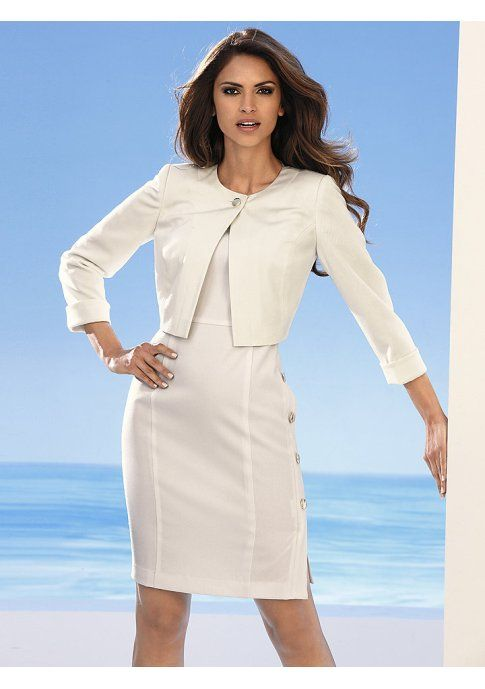 Платье - http://www.quelle.ru/New_arrivals/Women_fashion/Women_dresses/Short_dresses/Plate-futlyar__r1257858_m293357.html?anid=pinterest&utm_source=pinterest_board&utm_medium=smm_jami&utm_campaign=board2&utm_term=pin25_21032014 Женственное платье-футляр упрощенного кроя с декоративными пуговицами сбоку. Идеальный вариант для смелых сочетаний. #quelle #dress #simple #basic #model #style