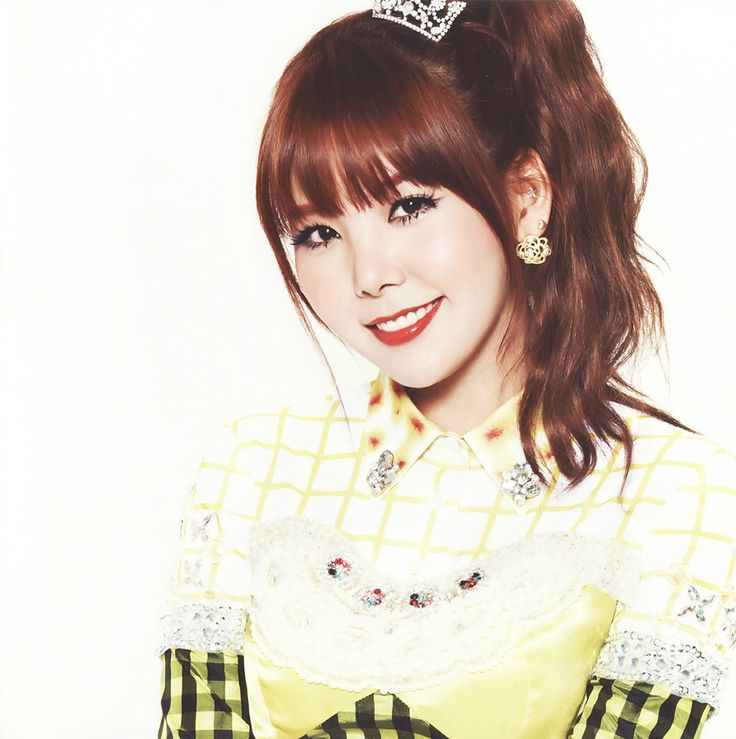 Orange Caramel Raina hair