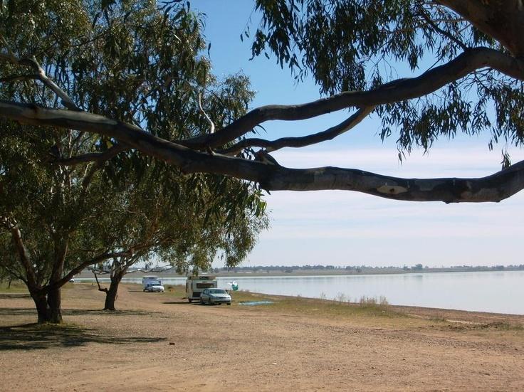 Green Lake Recreation Reserve Camp Area, Corop - Explore Australia