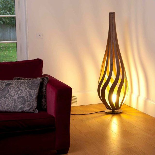 tulip floor lamp by macmaster design