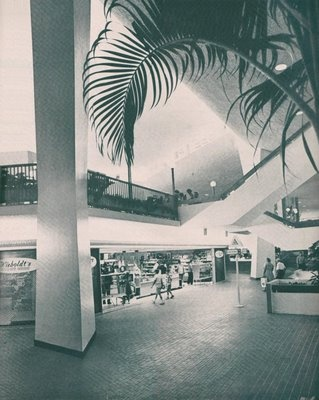"Randhurst Mall - ""The"" mall of my childhood. When we couldn't find what we wanted here, it was time to go to Woodfield."