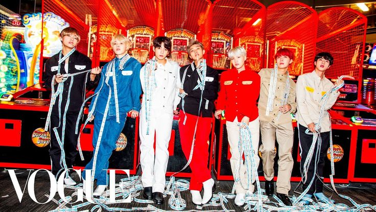 BTS Takes on L.A. | Vogue - YouTube