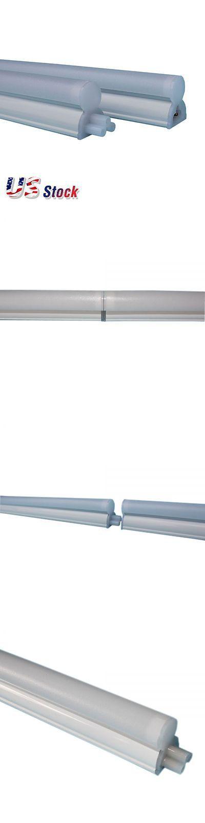 Light Bulbs 20706: 25Pcs* White* T5 15W 4Ft Led Tube Light Bulb Fluorescent Replacement Lamp -> BUY IT NOW ONLY: $128.7 on eBay!