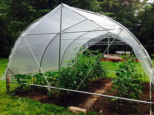 Elegant 2015 Garden Products: Quick Hoops™ Gothic High Tunnel Bender From Johnnyu0027s  Bends Gothic Arch
