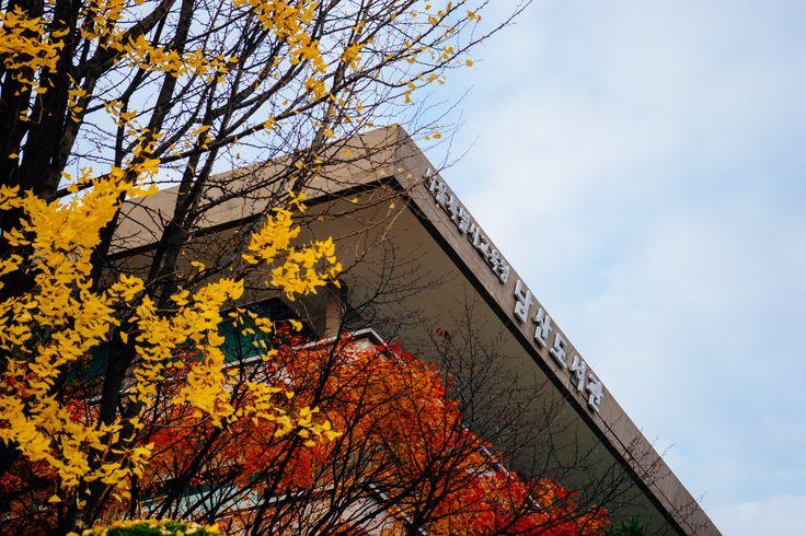 Namsan library