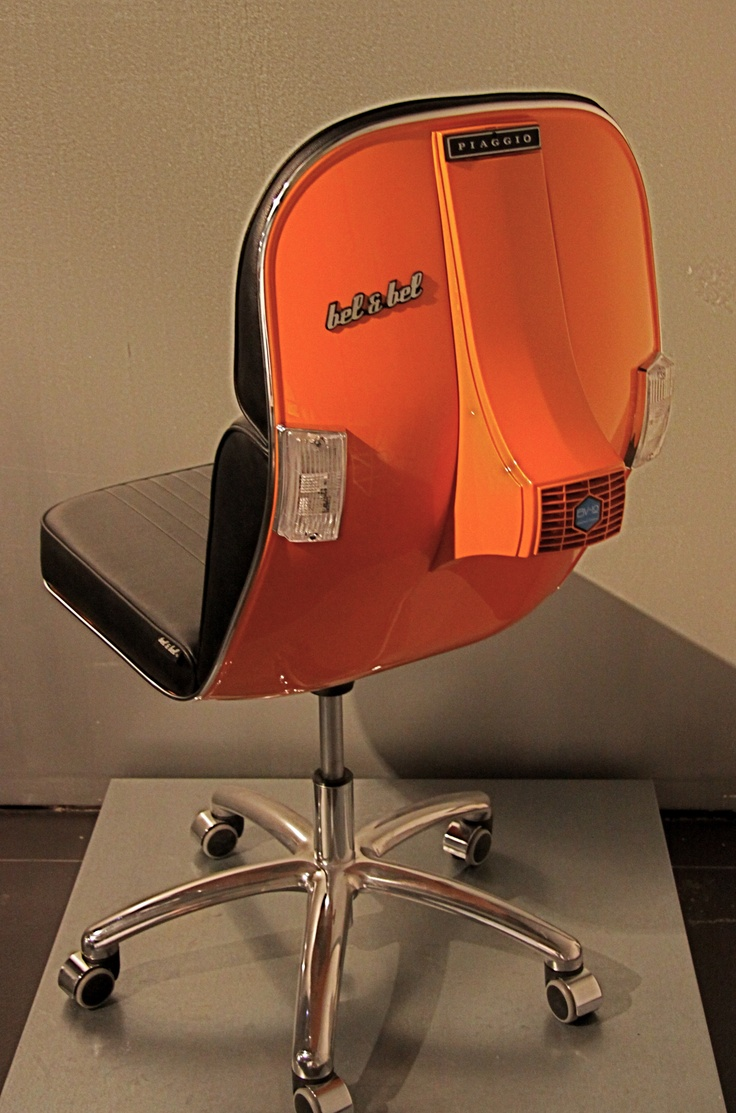 New Vespa chair by Bel and Bel