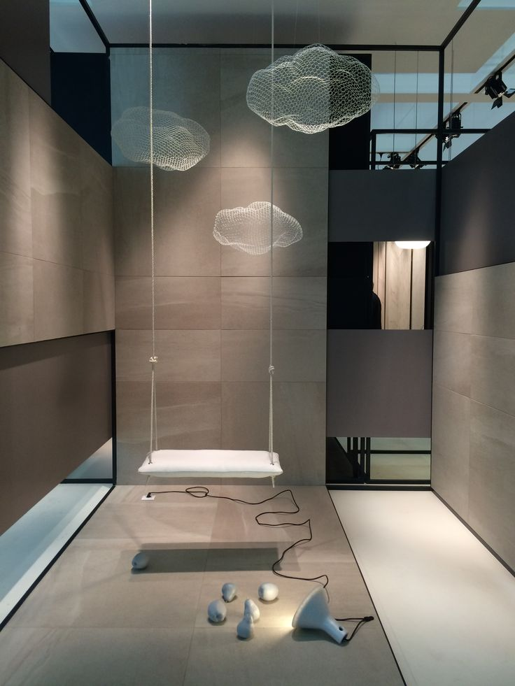 installation for Kale Cersaie 2015 with laura mauceri - stand project arch paolo cesaretti