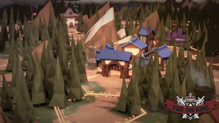 Oarton - Hometown in For The King