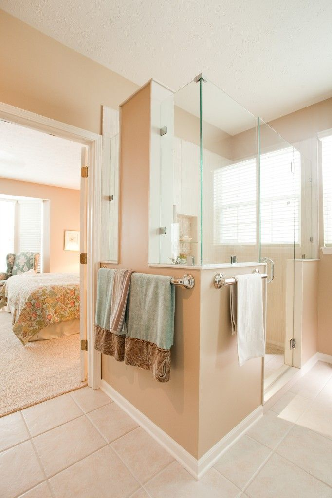 Aging In Place Bathroom Remodel Indianapolis
