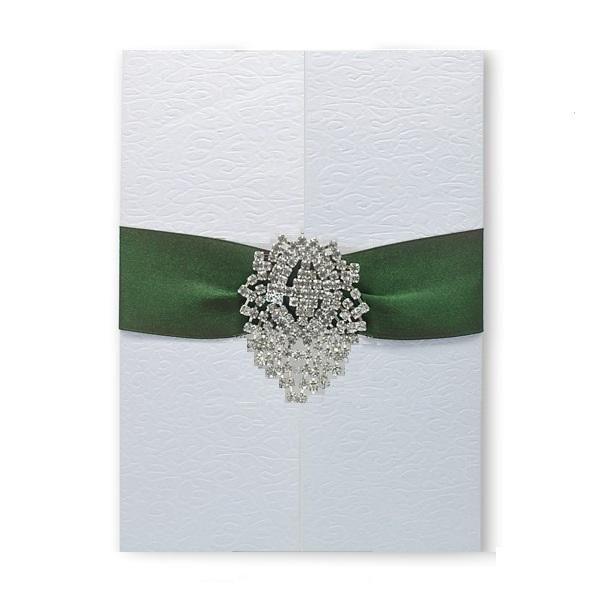 Luxury Diamond Diana invitation - Handmade Wedding Invitations & Unique Stationery Online