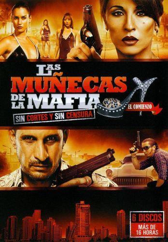 Las Munecas de la Mafia, Part 1 [6 Discs] [DVD]