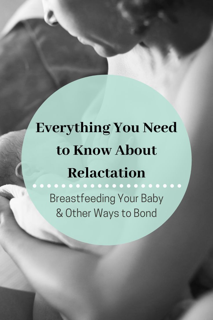 Everything To Know About Relactation Bonding With Images