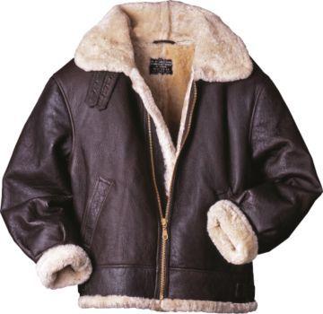 Men's Sam Saba Leather Jacket - The B3 Bomber Jacket at HartfordYork.com