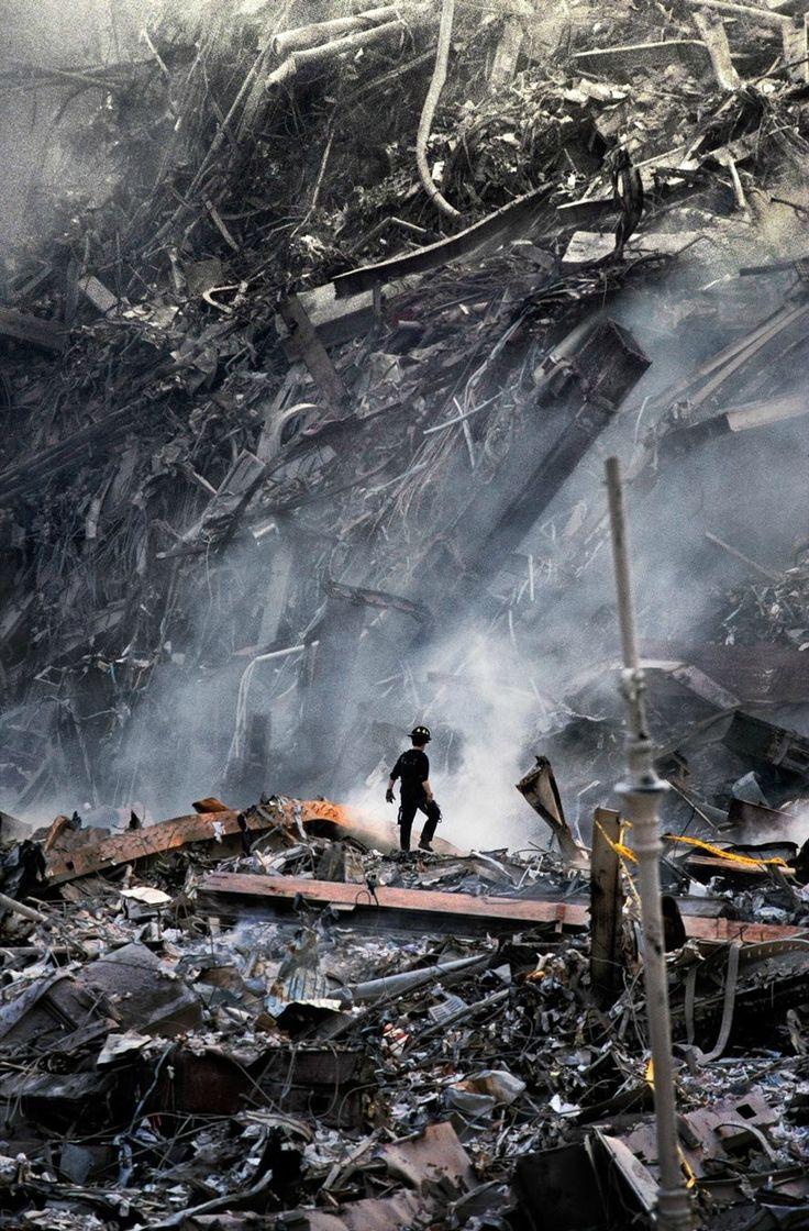 Photos : le 11 septembre 2001 vu par l'agence Magnum                                                                                                                                                                                 Plus