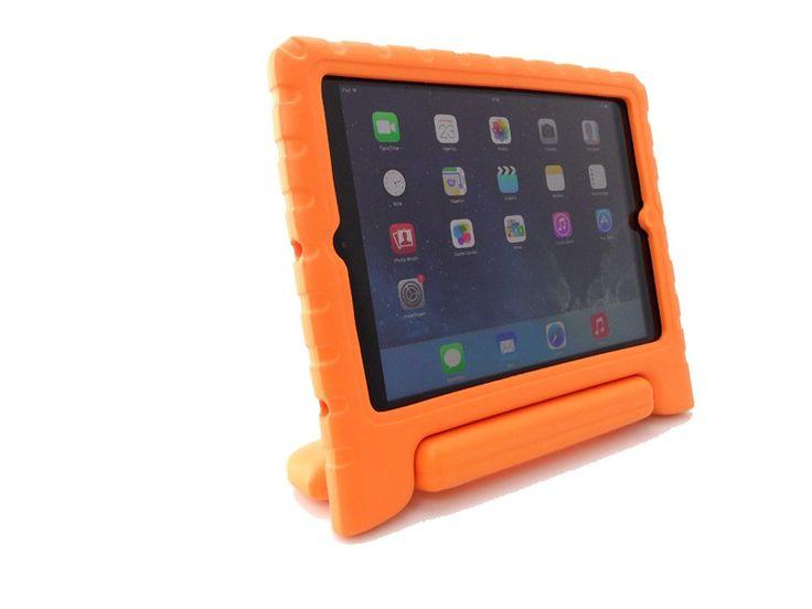 Kinder iPad Air hoes Kids cover Oranje