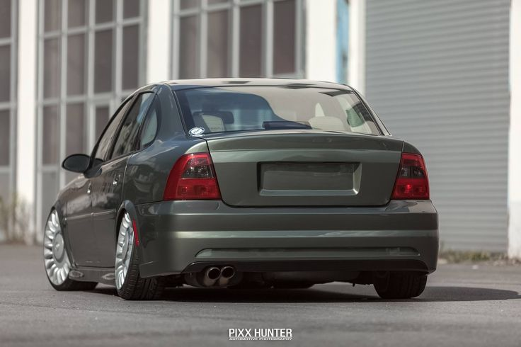 Opel Vectra B2 nice lowered