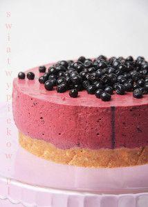 blueberry no bake cake