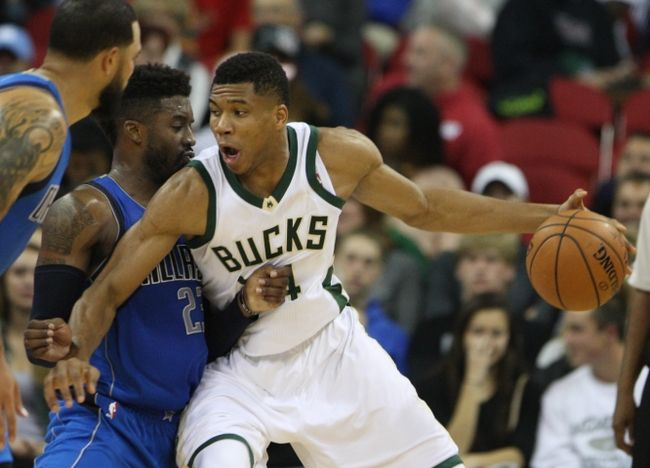 Dallas Mavericks vs. Milwaukee Bucks - 11/6/16 NBA Pick, Odds, and Prediction