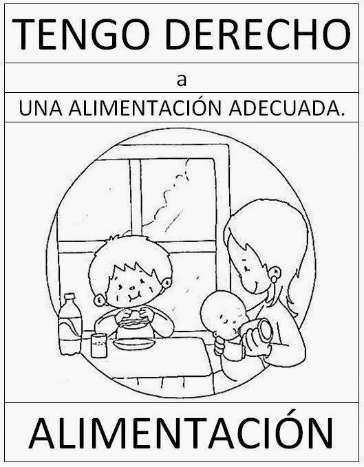 EL BARRIO DE MI COLE: FICHAS SOBRE LOS DERECHOS DEL NIÑO                                                                                                                                                     Más