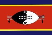 Swaziland's Flag!
