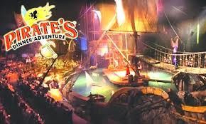SOCAL FIELD TRIP CELEBRATES THEIR 6 MONTH ANNIVERSARY WITH A DISCOUNT TO THE PIRATES DINNER ADVENTURE!