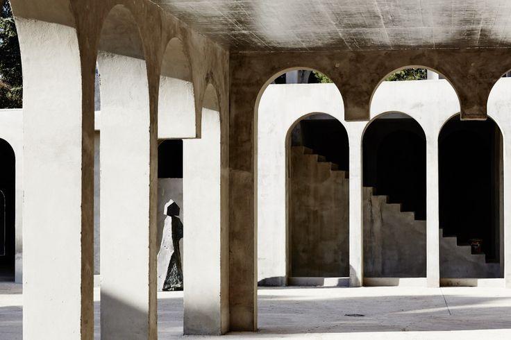 In Residence: Xavier Corbero