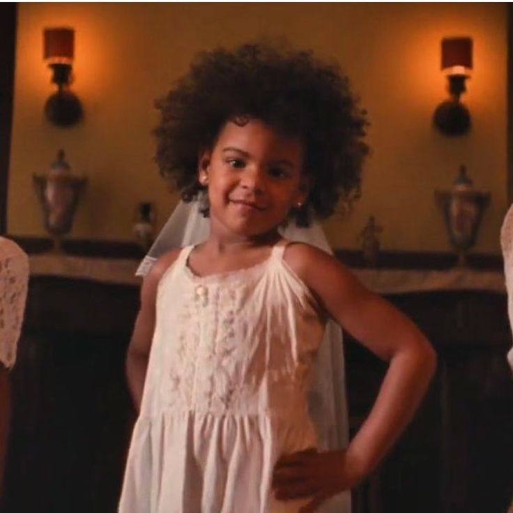 Blue ivy in beyonce formation video