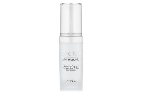 Improve the appearance of fine lines and dark circles with the NEW gloTherapeutics Cyto Luxe Eye Serum. This lightweight serum is packed with natural extracts and peptides to give the skin around the eyes a much needed boost.