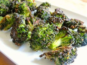 Spicy Oven Roasted Broccoli | Indian Broccoli Recipes