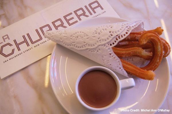 la churreria for churros!
