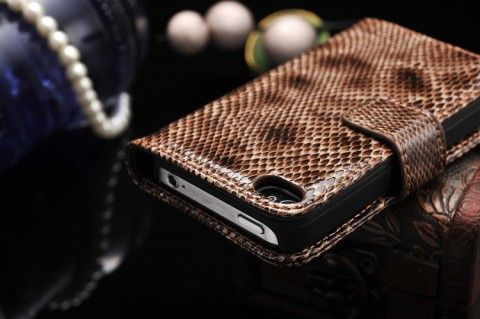 Snake Skin Cases for iPhone