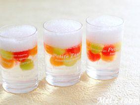 フルーツソーダゼリー : しゅわしゅわ☆涼しいデザート「炭酸ゼリー」のレシピ - NAVER まとめ
