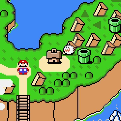 #4 - Super Mario World.