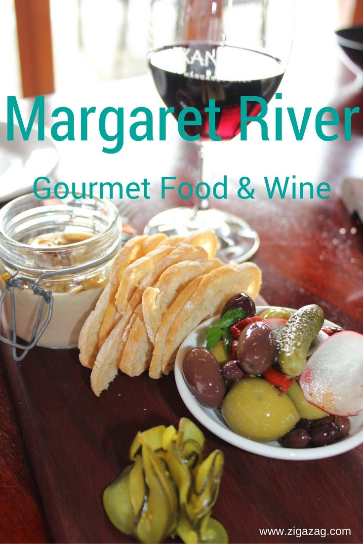 The Margaret River Gourmet Escape. Held each year at Leeuwin Estate. Gourmet food, wine and celebrity chefs.
