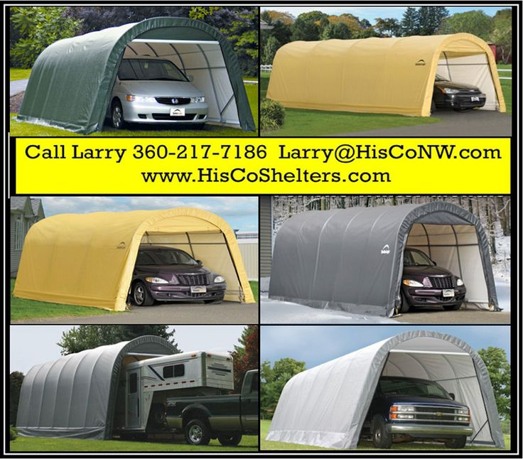 31 best boat buildings shelters images on pinterest for Portable rv garage